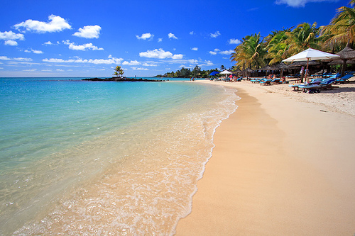 Mauritius grand bay beaches
