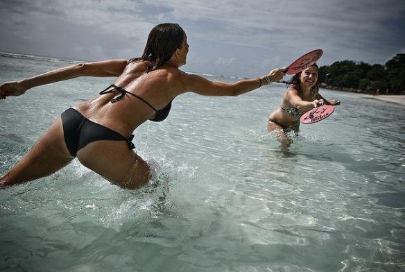 water sport seychelles