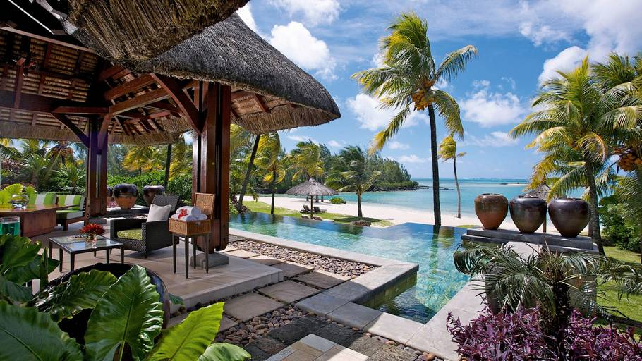 Top 10: best luxury resorts in Mauritius - the Luxury ...