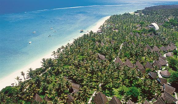 la pirogue mauritius hotel