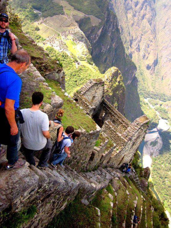 Huayna Picchu - Machu Picchu, Peru