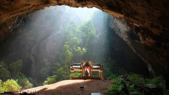 Phraya Nakon Cave, Thailand.
