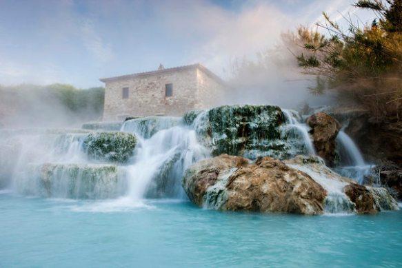 The Cascate del Mulino