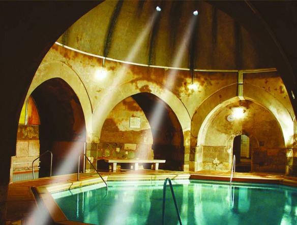 budapest hot spring